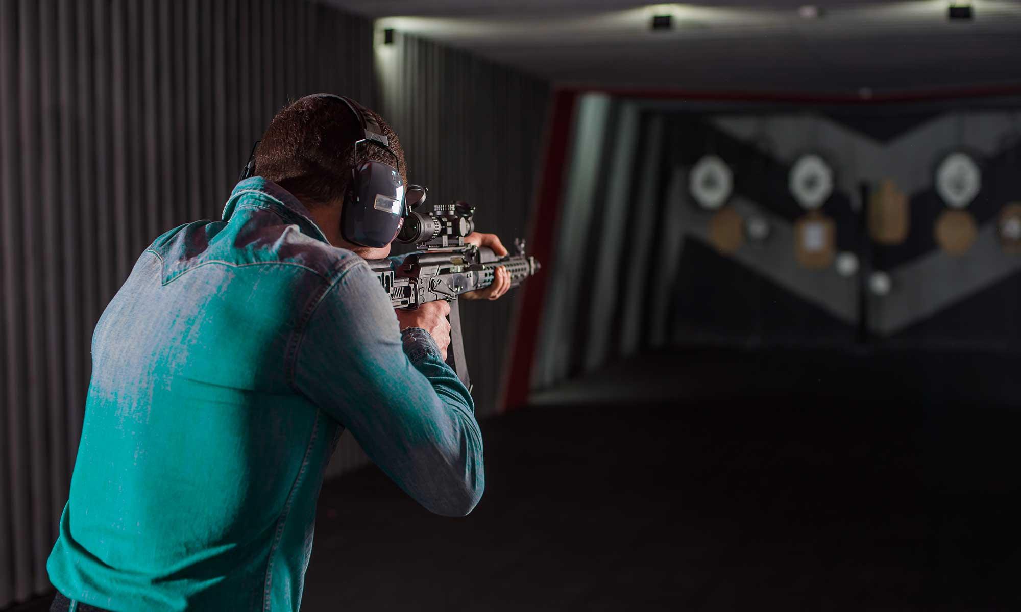 Intermediate Rifle