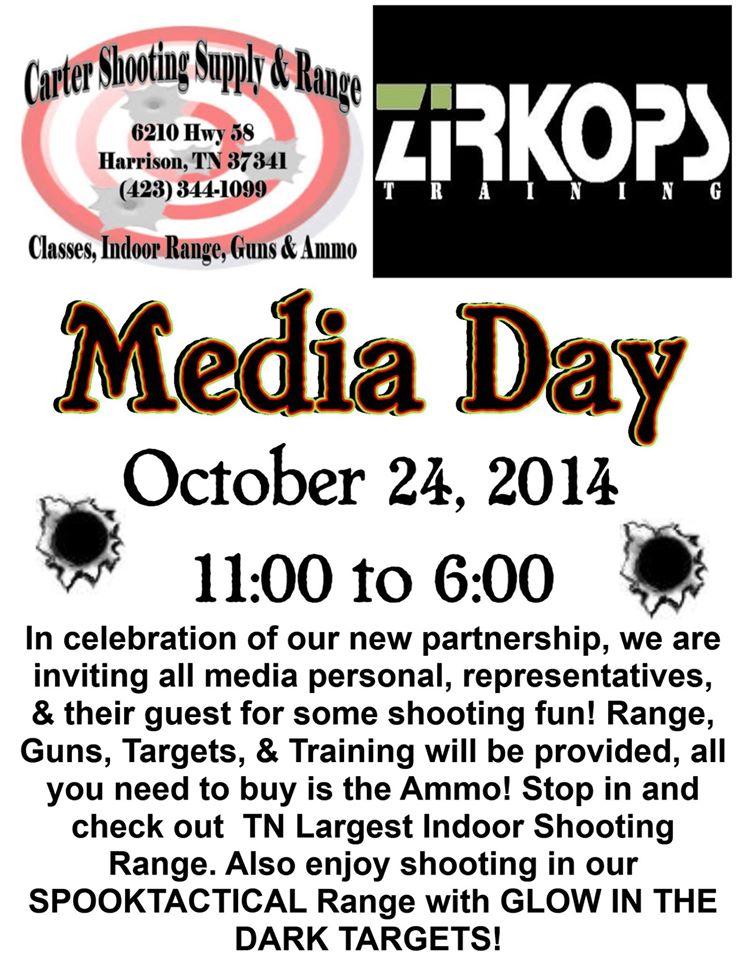 Media flyer