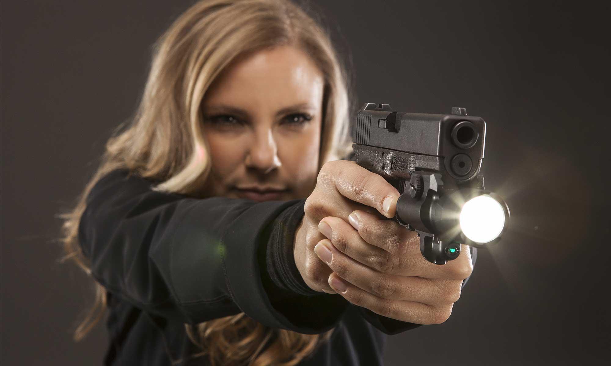 Advanced handgun