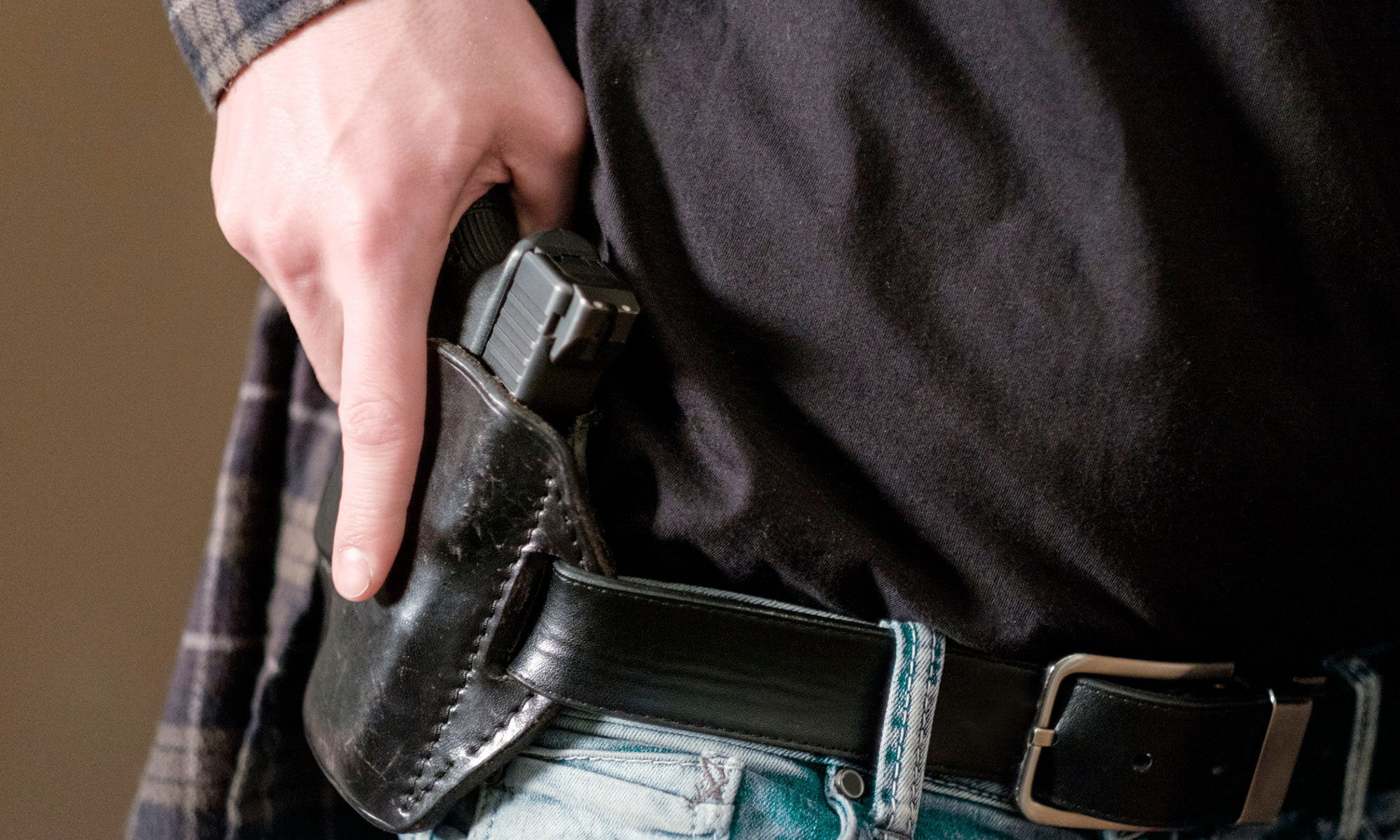 Men's Holster and Handgun Class